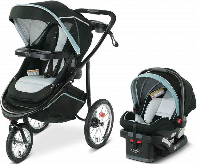 Graco Modes Jogger 2.0 Travel System